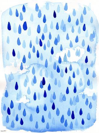 Raindrops by Paula Mills