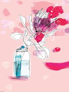 Vast Flower by Paula Mills