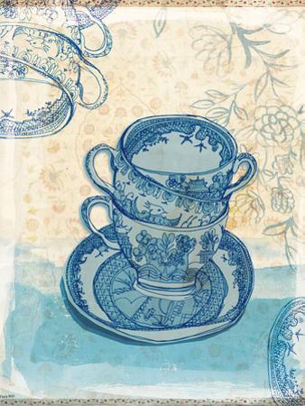 Willow Pattern by Paula Mills