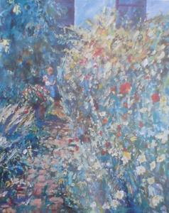 Garden Path by Paula Nightingale