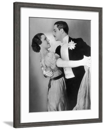 Paula Wessely, German Actress--Framed Photographic Print