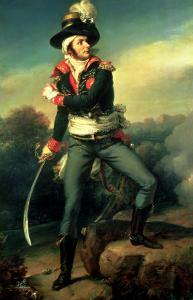 Francois Athanese Charette De Contrie (1763-96) 1819 by Paulin Jean Baptiste Guérin