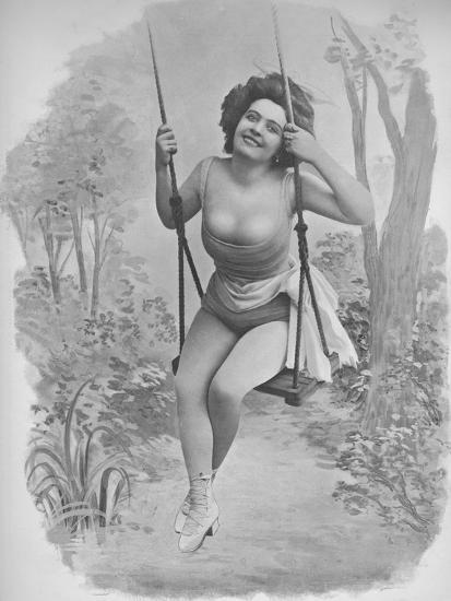 'Pauline D'Argent', 1900-Unknown-Photographic Print