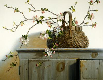 Apple Blossoms by Pauline Ebl? Campanelli