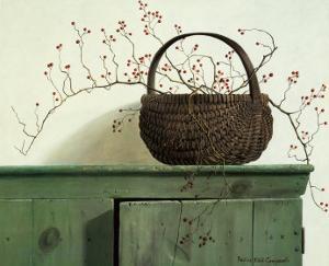 Wild Rose Berries by Pauline Ebl? Campanelli