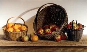 Apples and Oranges by Pauline Eblé Campanelli