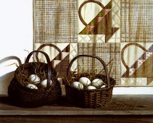 Don't Put All Your Eggs in One Basket by Pauline Eblé Campanelli
