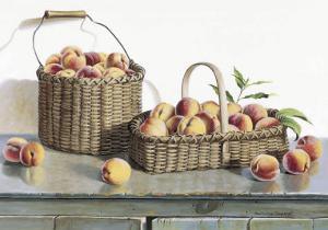 Summer Peaches by Pauline Eblé Campanelli