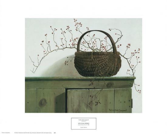 pauline-eble-campanelli-wild-rose-berries-1987