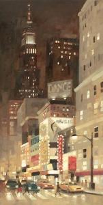 Big City Glow by Paulo Romero