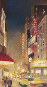 City Lights by Paulo Romero