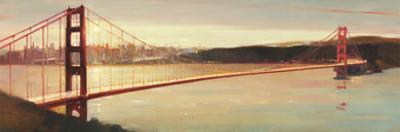 Golden Gate by Paulo Romero