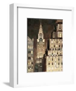 Manhattan Aglow by Paulo Romero