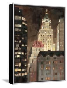 Manhattan Illuminated by Paulo Romero
