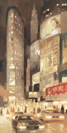 Midtown Glow by Paulo Romero