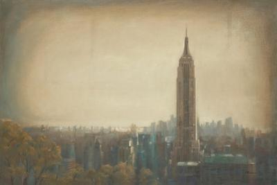New York Silhouette by Paulo Romero