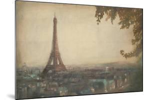 Paris Silhouette by Paulo Romero