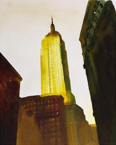 Skyscraper 1 by Paulo Romero