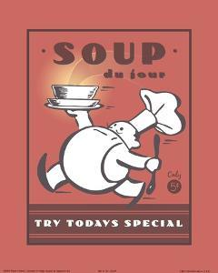 Soup by Paulo Viveiros