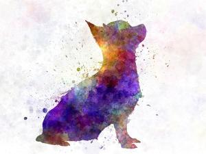 Chihuahua in Watercolor by paulrommer