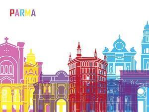 Parma Skyline Pop by paulrommer