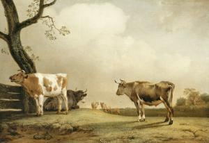 La prairie by Paulus Potter