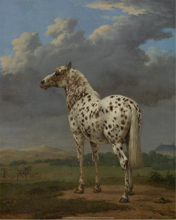 "The ""Piebald"" Horse, 1650-54"