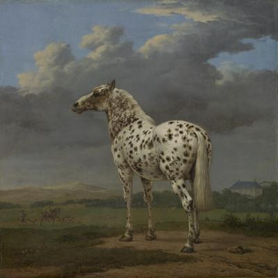 "The ""Piebald"" Horse, c.1650-4"