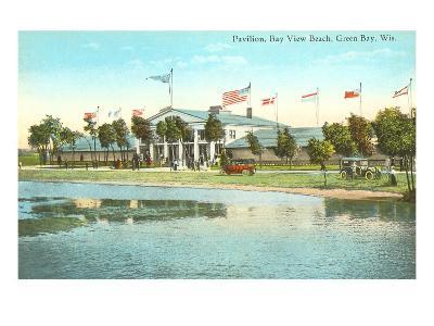 Pavilion, Green Bay, Wisconsin--Art Print
