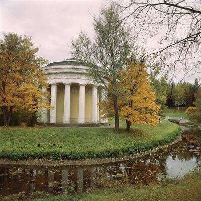 Pavlovsk. the Temple of Friendship, 1780-1783-Charles Cameron-Photographic Print