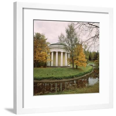 Pavlovsk. the Temple of Friendship, 1780-1783-Charles Cameron-Framed Photographic Print
