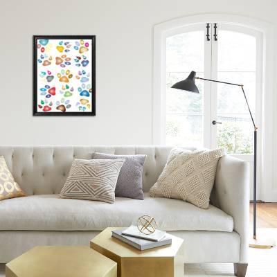 Pawn Animal Pattern Art Print Wonderful Dream Art Com