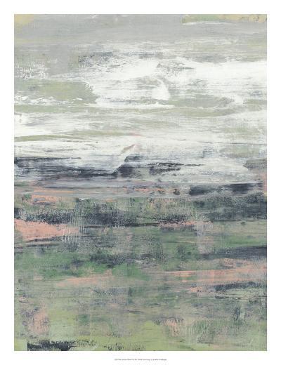 Paynes Blush I-Jennifer Goldberger-Art Print