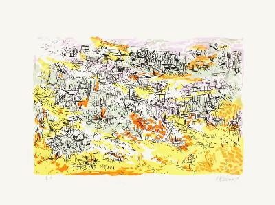 Paysage II-Irene Pereira Leal-Collectable Print