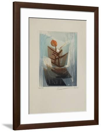 Paysage Indochinois IV-Lebadang-Framed Premium Edition