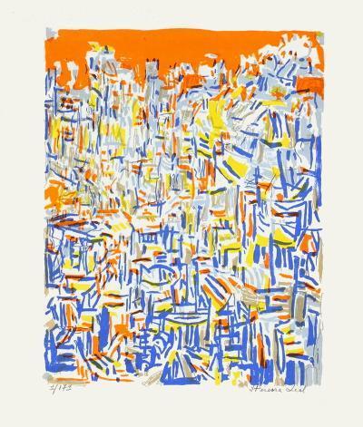 Paysage IV-Irene Pereira Leal-Limited Edition
