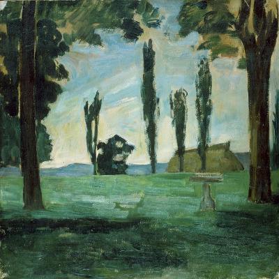 Paysage-Paul C?zanne-Giclee Print