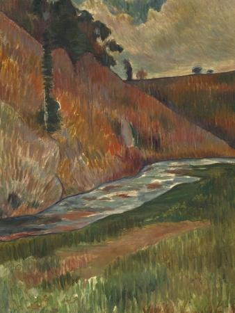 Paysage-Charles Laval-Framed Giclee Print