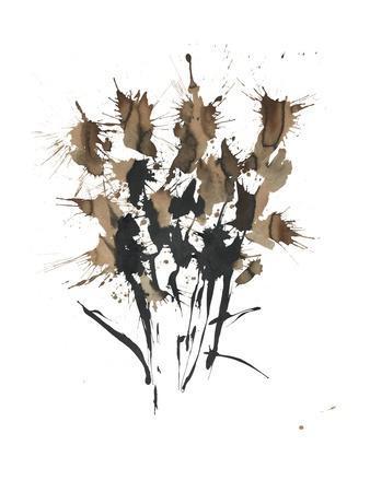 Sepia Florals 4