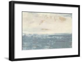 Peace and Calm III-Lila Bramma-Framed Art Print