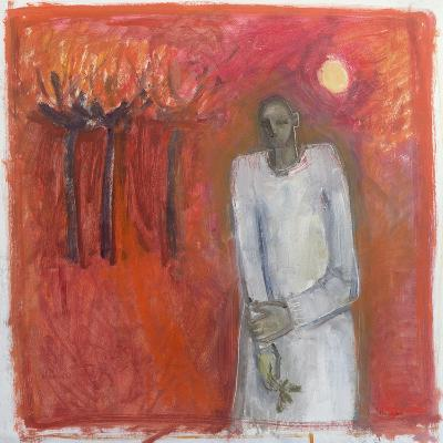 Peace Angel, 2002-Sue Jamieson-Giclee Print