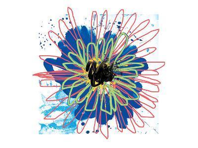Peace Flower-Elle Stewart-Art Print