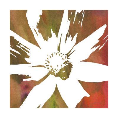 Peace Flowers I-James Burghardt-Art Print
