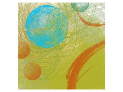 Peace II-Yashna-Art Print