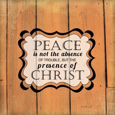 Peace Is Not-Jennifer Pugh-Art Print