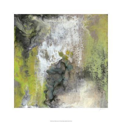 Peace of Mind in Green II-Ferdos Maleki-Limited Edition