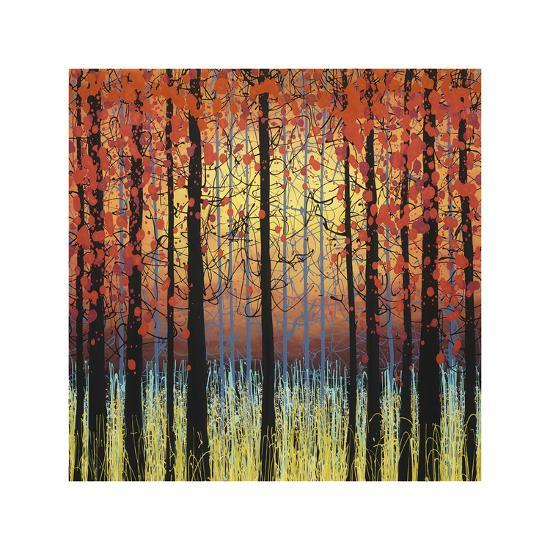 Peace of Nature-Daniel Lager-Giclee Print