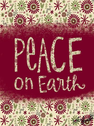 Peace on Earth-Katie Doucette-Art Print