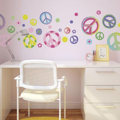 Peace Out!--Wall Decal