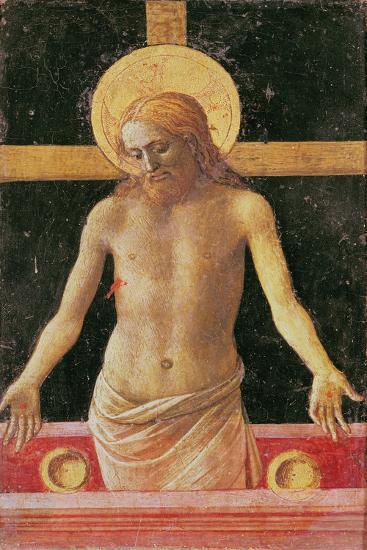 Peace with the Pieta-Fra Filippo Lippi-Giclee Print